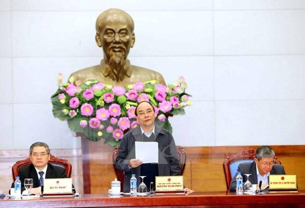 Vietnam continua acelerando simplificacion administrativa hinh anh 1