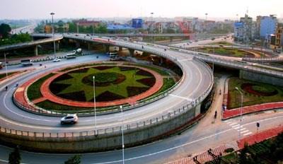 XII Congreso del PCV: Avanzada Hanoi en desarrollo de infraestructura de transito hinh anh 1