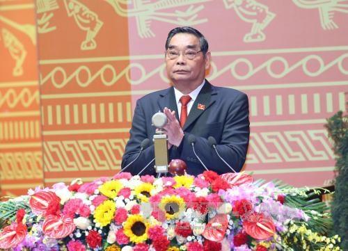 Inauguran el XII Congreso Nacional del Partido Comunista de Vietnam hinh anh 5