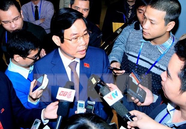 Exhortan a prensa luchar acusaciones injustas por parte de fuerzas hostiles hinh anh 1