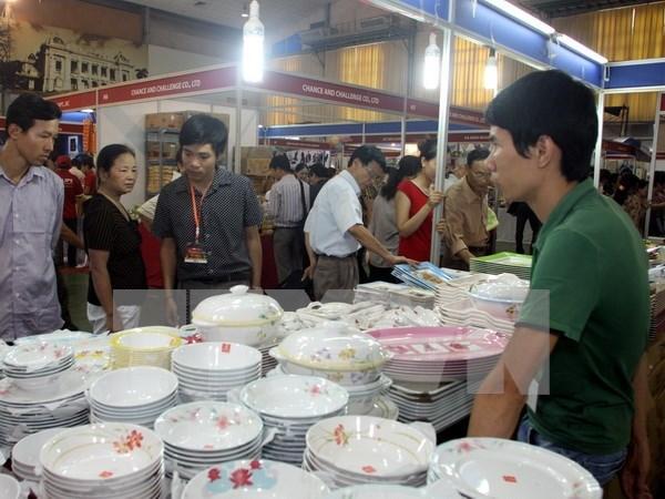 Primer festival de compras de productos tailandeses en Ciudad Ho Chi Minh hinh anh 1