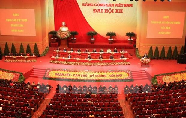 Prensa internacional resalta significado del Congreso Nacional del PCV hinh anh 1