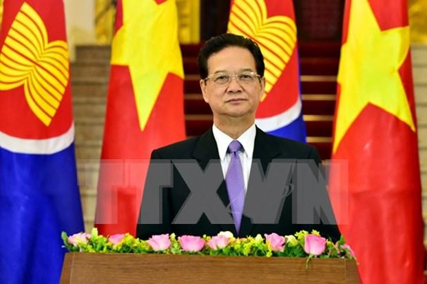 Vietnam aprueba proyecto para realizacion de metas Comunidad Sociocultural de ASEAN hinh anh 1