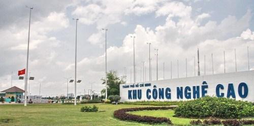 Impresionante inversion en zona de alta tecnologia de Ciudad Ho Chi Minh hinh anh 1