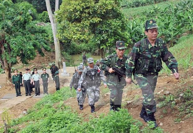 Vietnam y China celebran sexta reunion sobre asuntos fronterizos hinh anh 1