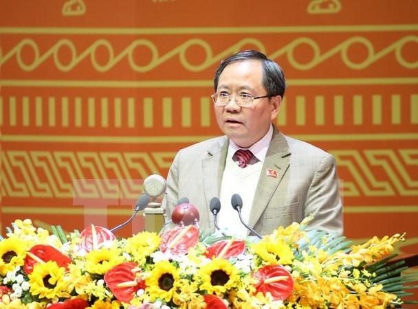 XII Congreso del PCV: Delegados debaten medidas para desarrollo sostenible del pais hinh anh 1