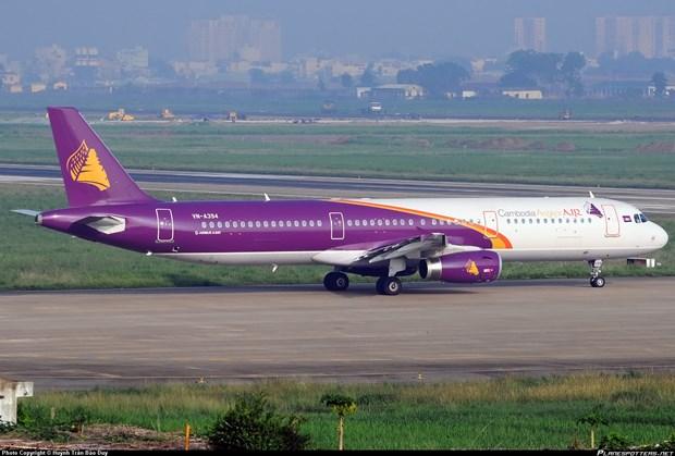 Aerolinea cambodiana Angkor Air en camino de desarrollo hinh anh 1