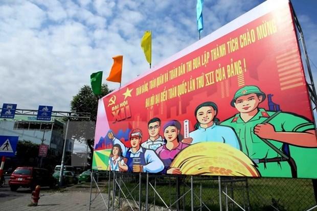 Vietnam es modelo especial de exito, dice funcionario egipcio hinh anh 1
