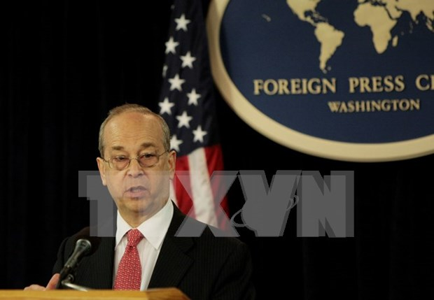 Singapur y Estados Unidos reafirman fuerte lazos de asociacion estrategica hinh anh 1