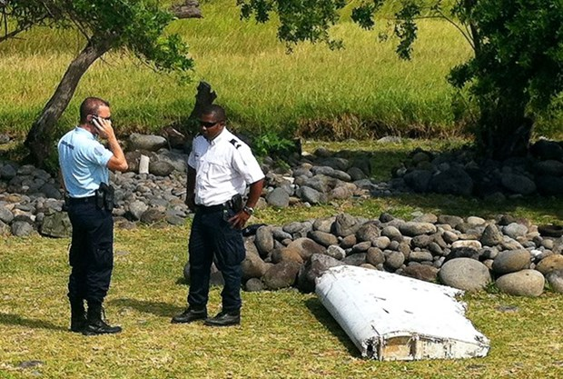 Descubren en Tailandia fragmento sospechoso perteneciente a MH370 hinh anh 1