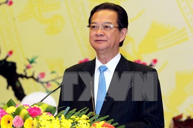 Premier insta a reforzar gestion de mercado en visperas de Tet hinh anh 1