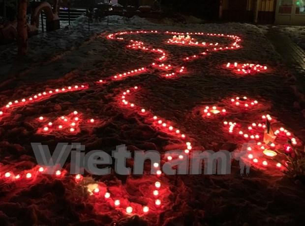 En Polonia requiem por martires vietnamitas hinh anh 1