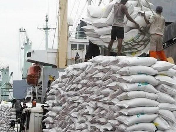 Myanmar: exportaciones de arroz afectadas por severas inundaciones hinh anh 1