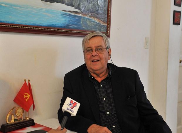 Congreso del Partido marcara importante punto de transformacion de Vietnam hinh anh 1