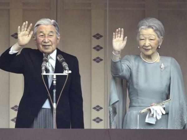 Inicia emperador de Japon visita estatal a Filipinas hinh anh 1