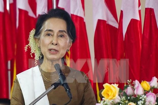 Myanmar promueve formacion de nuevo gobierno hinh anh 1