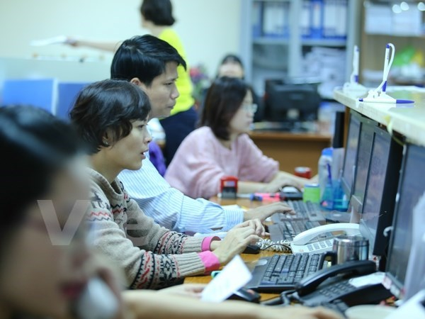 Publica Bolsa de Valores de Ciudad Ho Chi Minh indices estandares sectoriales hinh anh 1