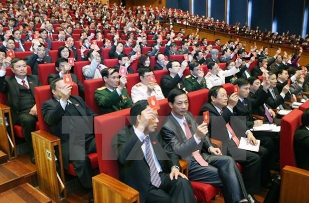 Vietnamitas en Argelia y Republica Checa confian en exitos de Congreso del PCV hinh anh 1
