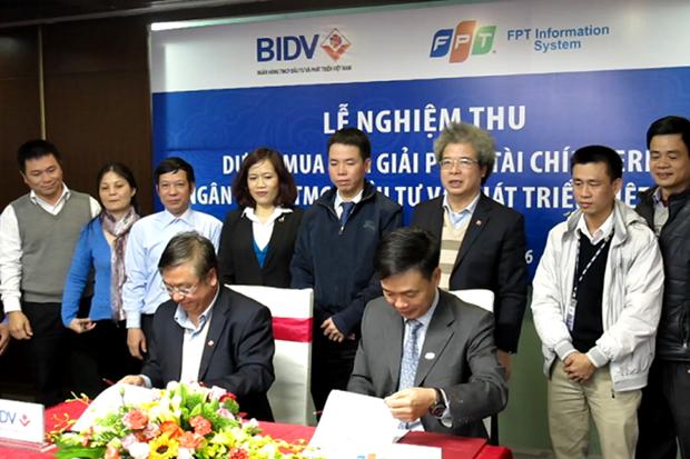 Banco vietnamita BIDV aplica el moderno sistema gerencial ERP hinh anh 1