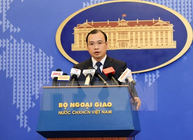 Vietnam exige a Taiwan (China) poner fin a violacion de su soberania hinh anh 1