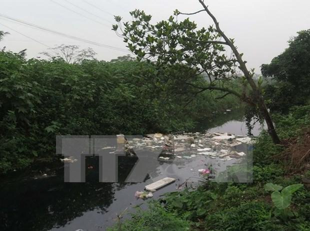 Hanoi planea limpiar sus aldeas de oficios hinh anh 1