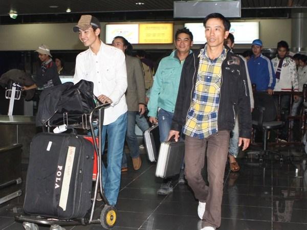 Aumenta el numero de trabajadores vietnamitas en el extranjero hinh anh 1