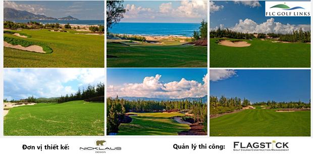 Vietnam pone en funcionamiento campo de golf mas moderno de Asia hinh anh 1