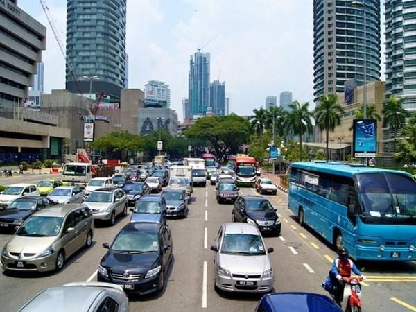 Malasia, mayor socio comercial de China en ASEAN hinh anh 1