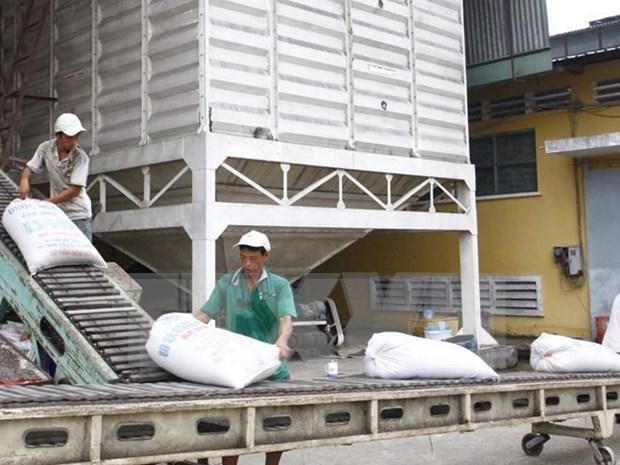 Exportacion de Kien Giang aumenta 38 por ciento en enero hinh anh 1