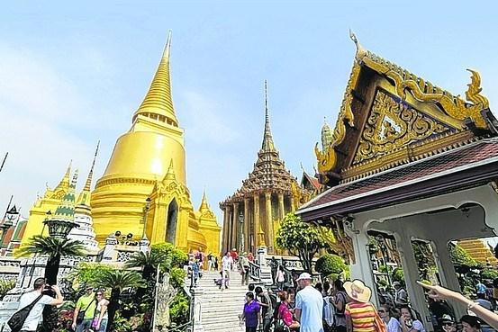 Tailandia espera recibir un millon de visitantes en Ano Nuevo Lunar hinh anh 1