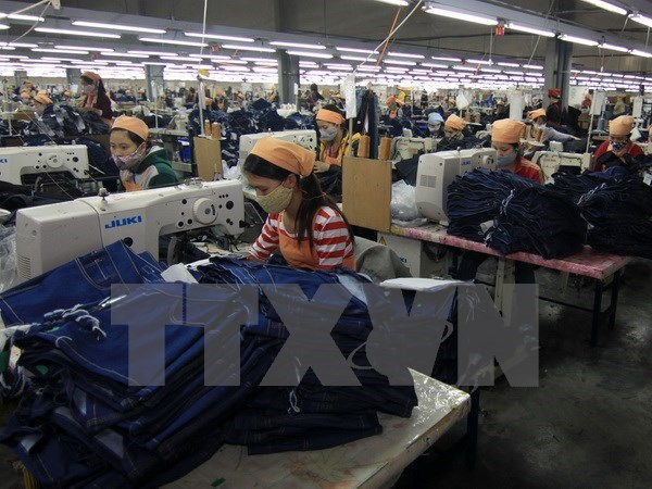 Exportacion de Dong Nai aumenta 13 por ciento en enero hinh anh 1
