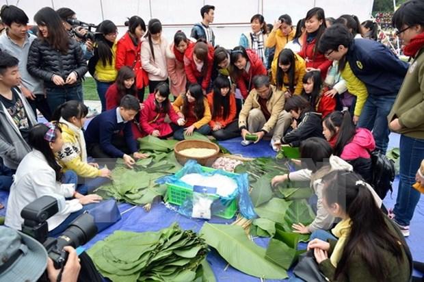 Festival muestra identidades culturales de etnias minoritarias en Hanoi hinh anh 1