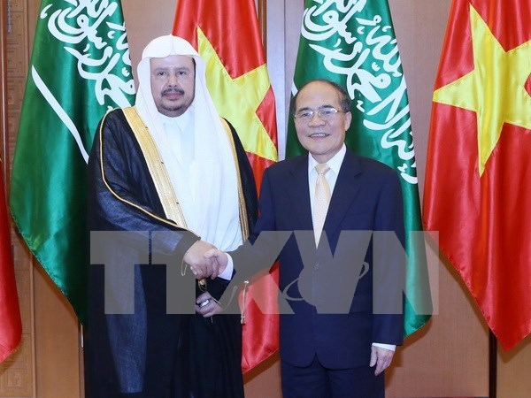 Afianzan cooperacion Vietnam – Arabia Saudita hinh anh 1