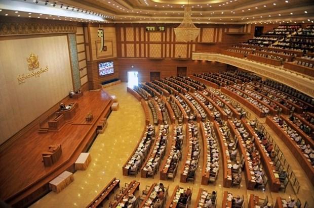 Myanmar: Elegido nuevo presidente de Casa de Nacionalidades hinh anh 1