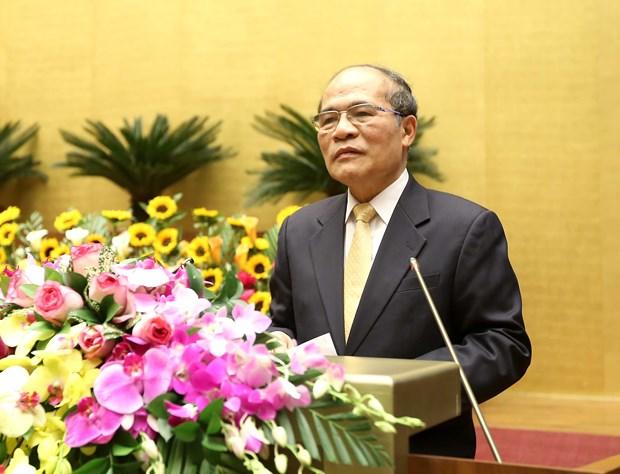 Exhortan en Vietnam a crear fuertes cambios en situacion socioeconomica hinh anh 1