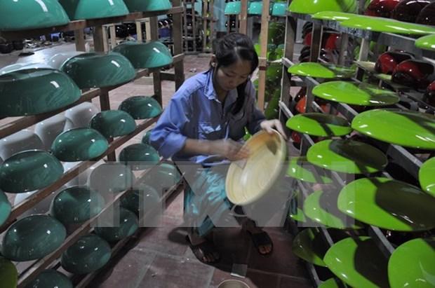 Vietnam podria cooperar con Sudcorea para postular arte de laca a la lista de UNESCO hinh anh 1