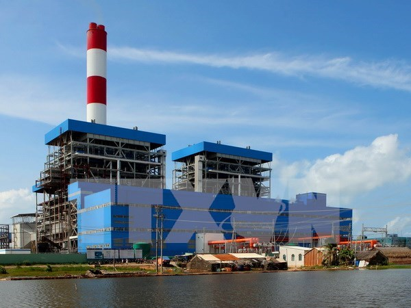 Planta termoelectrica Duyen Hai 1 conecta a la red nacional hinh anh 1