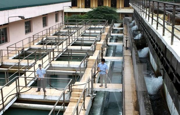 Vietnam y Japon cooperan en mejoramiento de calidad de agua hinh anh 1