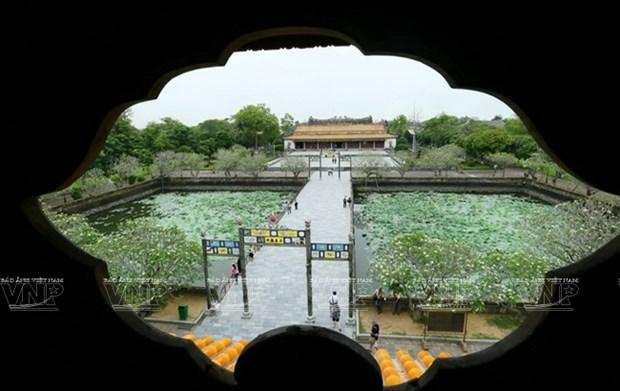 Asueto del Tet beneficia a polos turisticos en Vietnam hinh anh 1