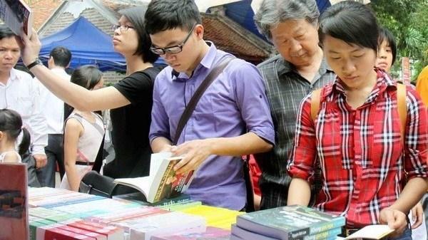 Hanoi abrira calle de libros en el tercer dia del Ano Nuevo Lunar hinh anh 1