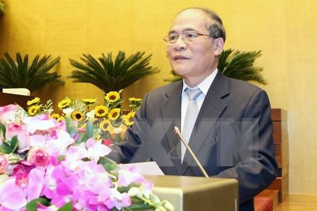 Parlamento de Vietnam de XIII legislatura: Unidad, inteligencia y renovacion hinh anh 1
