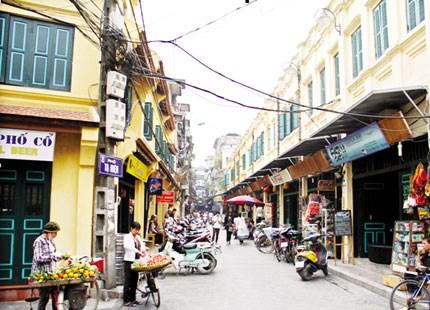 Encanto arquitectonico de Hanoi hinh anh 1