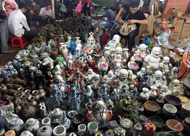 El mercado Vieng de Vietnam hinh anh 1