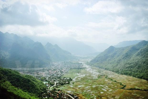 Moc Chau, pradera de cuatro estaciones hinh anh 1