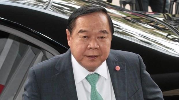 Tailandia fija fecha para referendum sobre borrador de Constitucion hinh anh 1