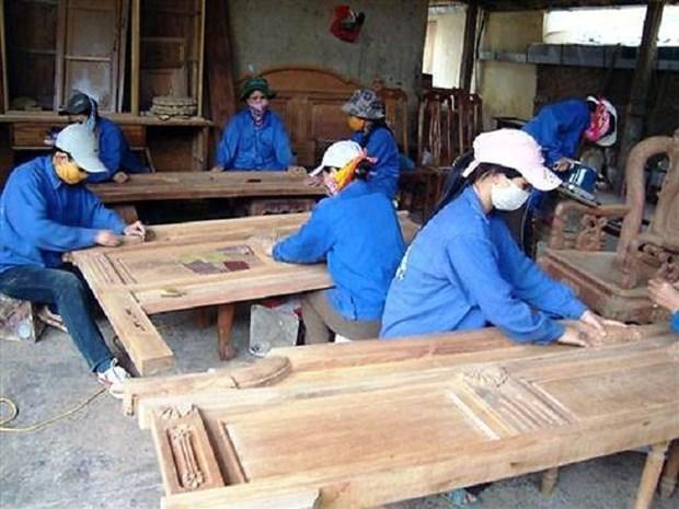 Yen So: ejemplo de la nueva construccion rural hinh anh 1