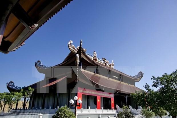 Honran tradiciones revolucionarias de la zona Sai Gon- Cho Lon- Gia Dinh hinh anh 1