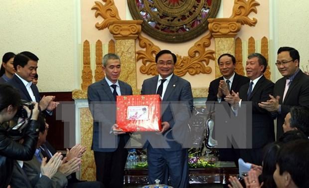Viceprimer ministro urge a garantizar seguridad vial despues del Tet hinh anh 1