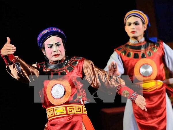 Tuong, legado cultural en necesidad de preservacion hinh anh 1