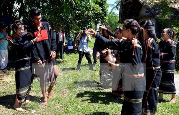 Reviven fiestas tradicionales vietnamitas en ocasion del Tet hinh anh 1